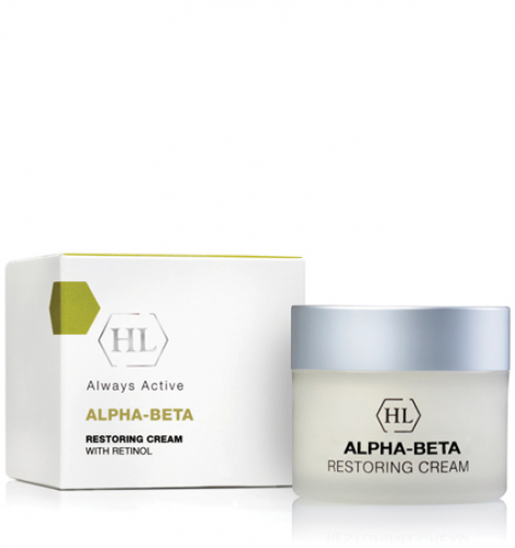 Holy Land ALPHA-BETA Restoring Cream | Восстанавливающий крем, 250 мл