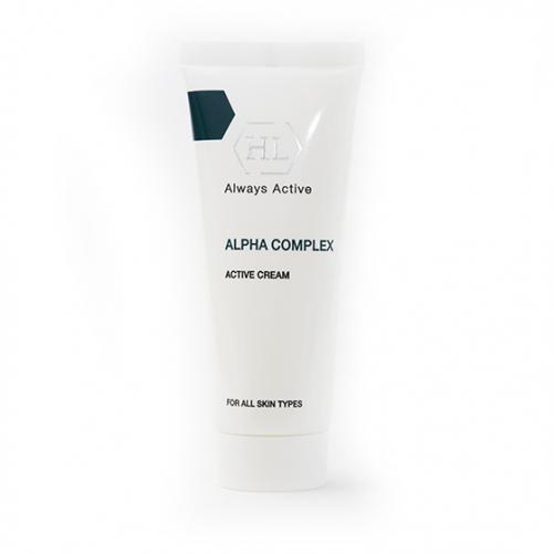 Holy Land ALPHA COMPLEX Active Cream | Активный крем, 70 мл