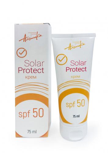 Альпика | Крем Solar Protect SPF 50, 75 мл