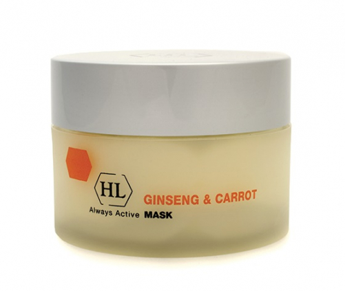 Holy Land GINSENG & CARROT MASK | Маска, 250 мл